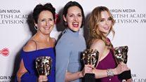 Up the women! The best of the Bafta winners