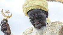 Imam wa miaka 100 'aliyehudhuria' ibada ya kanisa