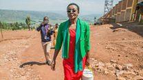 Victoire Ingabire avuga ko atigeze afatwe mu mpera z'icyumweru