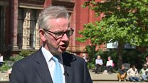 Give Labour time in Brexit talks - Gove