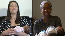 初めて母親になった……その後を英米で比較