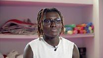 Ruth Gbagbi, une fille en Or