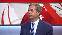 #BBCAskThis: Nigel Farage
