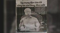 TBT, Chủ tịch nước Nguyễn Phú Trọng trở lại sau một tháng vắng bóng