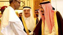 Hirar Garba Shehu kan tafiyar Buhari Saudiyya