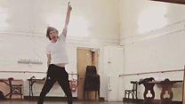 Танцуй как Джаггер