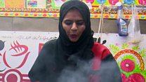 چائے ششکا: 'جب غریب کھا کر جاتا ہے بہت خوشی ہوتی ہے'