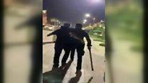 4 قتلى و17 مصابا في تظاهرات لأنصار الصدر بمدينة النجف بالعراق