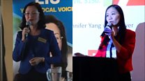 澳洲选举:两名华人女性角力的选区