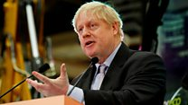 'It's news to me': Boris Johnson's dad on Tory leadership announcement