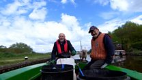 Canal crusaders clean up waterways