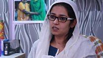 पाकिस्तान से लौटी उज़मा अहमद ने की नई शुरुआत