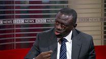 Kizza Besigye kuhusu muungano wa kisiasa na Bob Wine
