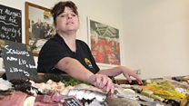 First woman made master fishmonger