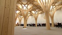 Inside the UK's £23m 'eco-mosque'