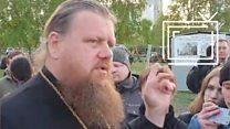 Священник: храм 10 лет гоняется по Екатеринбургу, как бомж