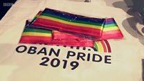 Oban Pride