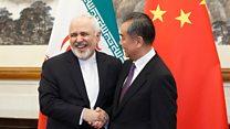 چین: تحریمهای آمریکا علیه ایران را مطلقا قبول نداریم