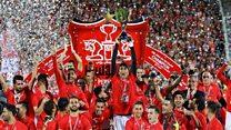 هفت شنبه؛ در سایه قهرمانی پرسپولیس در لیگ برتر فوتبال ایران