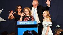 پیروزی ائتلاف راست در انتخابات سراسری استرالیا