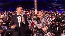 Madonna: 'Music makes the people come together'
