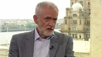 'We're not defining voters on 2016' - Corbyn