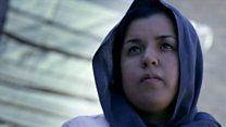 หญิงสาวที่เคยตกเป็นทาสและถูกข่มขืนโดยสมาชิกกลุ่มไอเอส