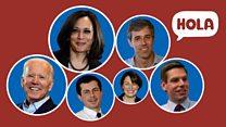 ¿Hablan español? Grading the 2020 Dems' Spanish