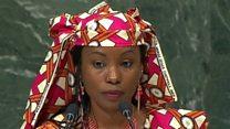 De l'ethnie peul Mbororo du Tchad, Hindou Oumarou Ibrahim se bat pour la reconnaissance des peuples autochtones