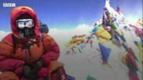 मराठमोळ्या प्रियंका मोहितेची माऊंट मकालूवर यशस्वीपणे चढाई
