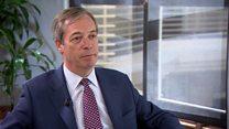 Farage accuses watchdog of 'bad faith'