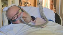 Terminally ill man reapplies for benefits