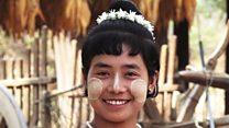 ဆံပင်ကြည့်ပြီး အပျို အအို ခွဲနိုင်တဲ့ မြန်မာပြည်က ထူးခြားတဲ့ ရွာ