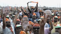 '세계 최대 선거' 인도 총선 현장