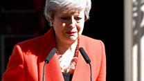 Тереза Мэй уйдет в отставку с поста премьера-министра Великобритании
