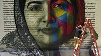 把历史融入涂鸦的巴西艺术家