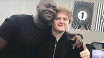 When Lewis met Stormzy