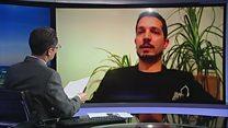 گفتوگو با یاسین رامین در مورد محکومیتش در دادگاه