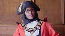أول محجبة من أصول صومالية تصبح عمدة فى لندن