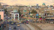 جامعه فارسی زبانان قندهار
