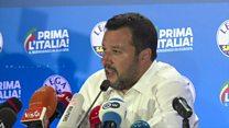 Matteo Salvini: 'Europe is changing'