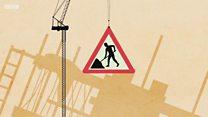 【世界を揺るがす】 建設業界の大きな問題 デジタル化が遅れ……