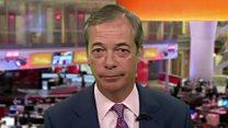 Brexit Party: General Election plans
