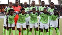 Nigeria 15 - Niger 0 mu nkino za Afrika 2019