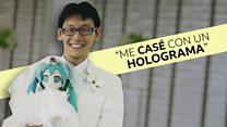 La increíble historia del hombre japonés que se casó con un holograma