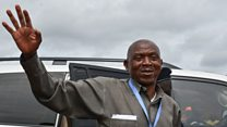 Agathon Rwasa avuga ko hari abanywanyi biwe bagifatwa