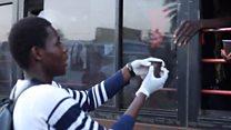Feeding Dakar's commuters during Ramadan
