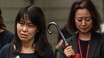 ဂျပန်ဓားထိုးမှု ကျောင်းသူလေးနဲ့ လူ နှစ်ဦး သေဆုံး