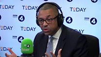 Cleverly: 'We absolutely have to deliver Brexit'