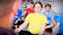 Tai chi helps Sats pupils relax